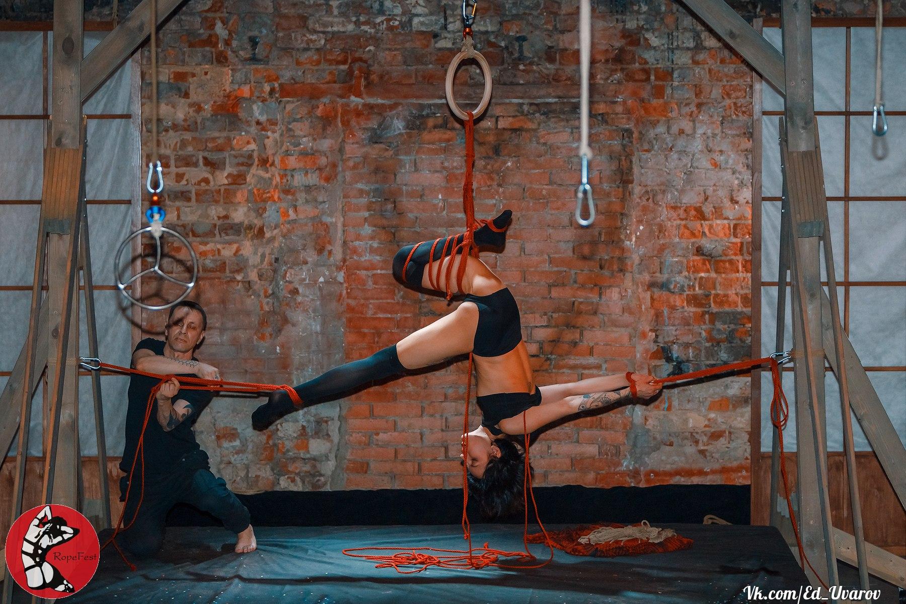 Rope Fest Peterburg 2018 Zlatan. Photo by Ed Uvarov