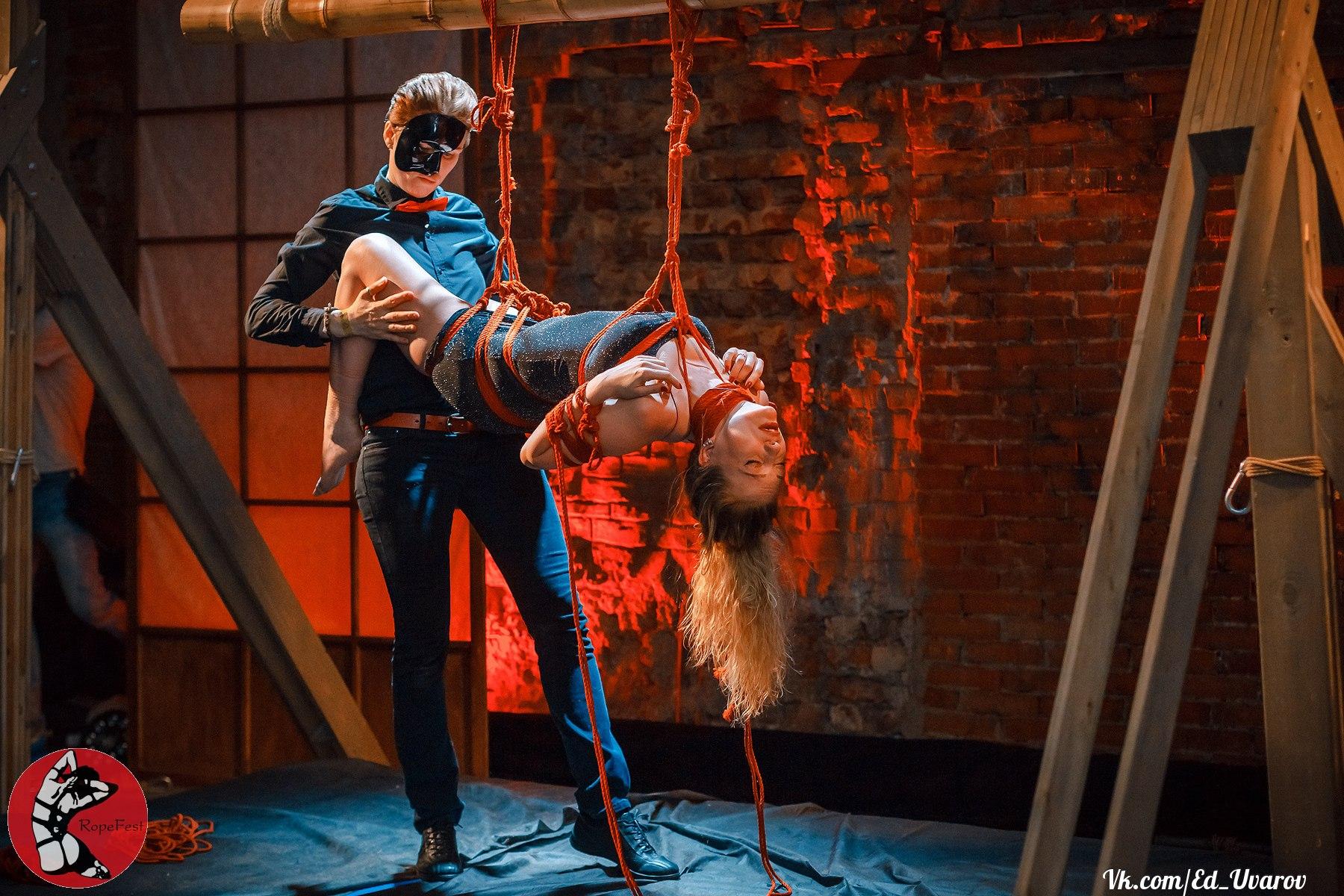 Rope Fest Peterburg 2018 Villins. Photo by Ed Uvarov