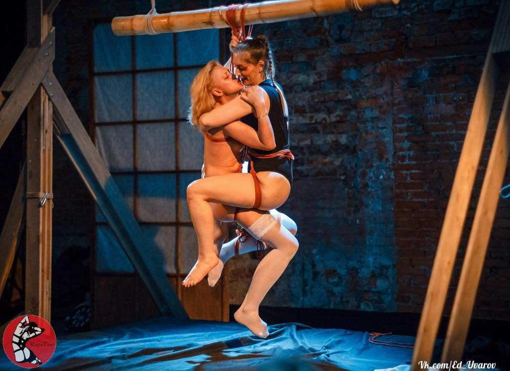 Rope Fest Peterburg 2018_Bondage+Goldie Sunshine_Photo by Ed Uvarov23