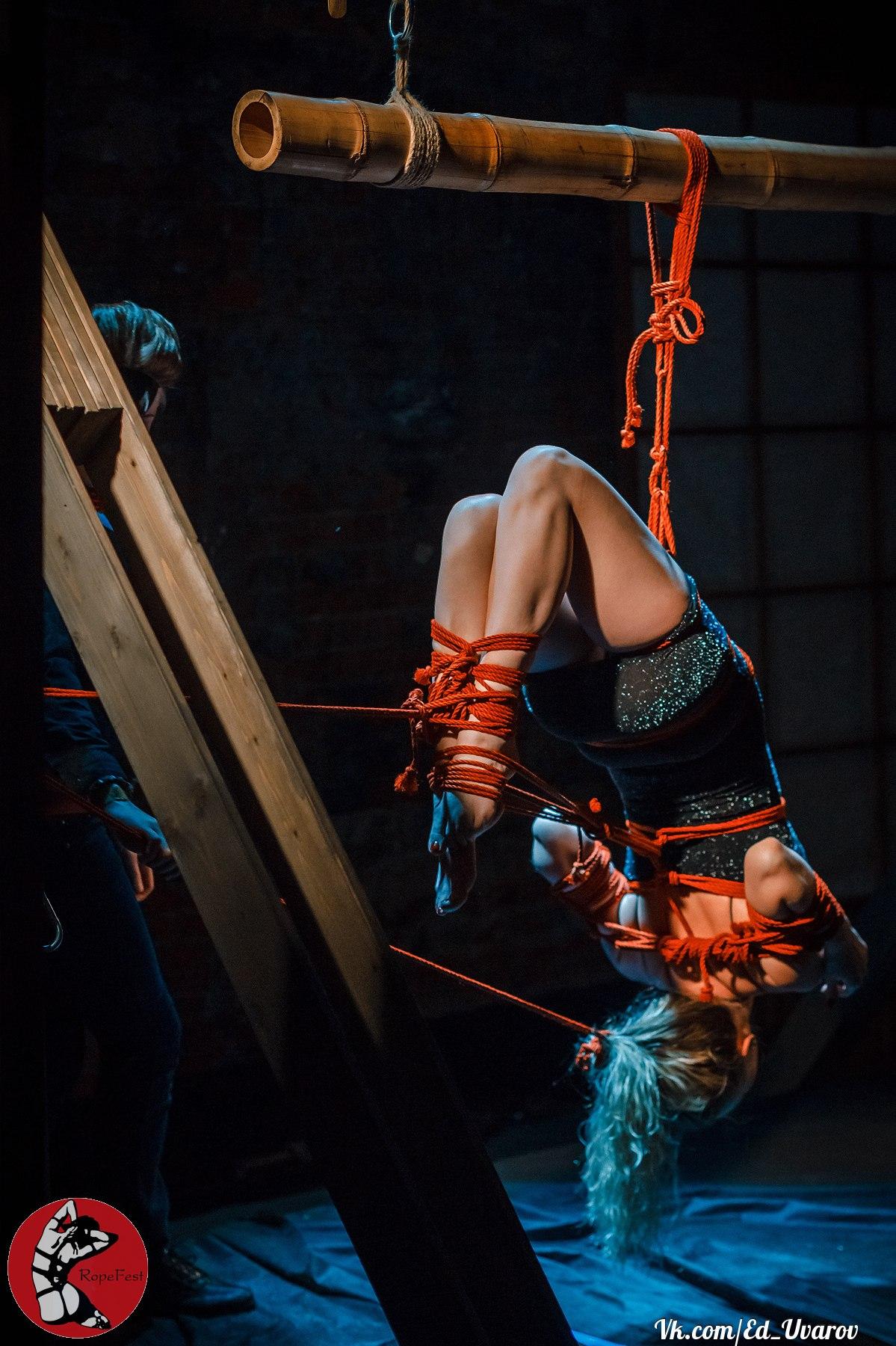 Rope Fest Peterburg  Villins. Photo by Ed Uvarov