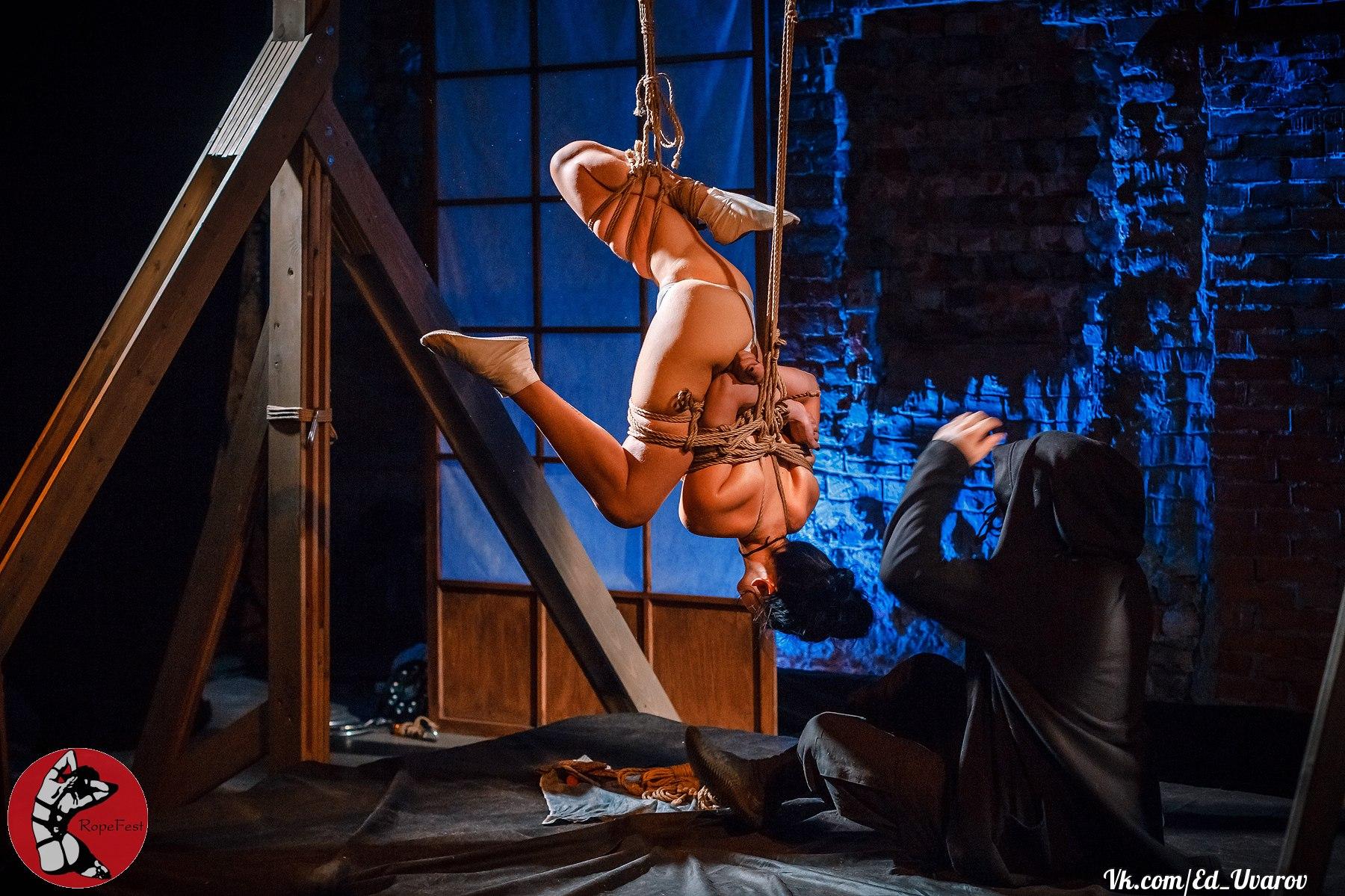 Rope Fest Peterburg  Salamandr. Photo by Ed Uvarov